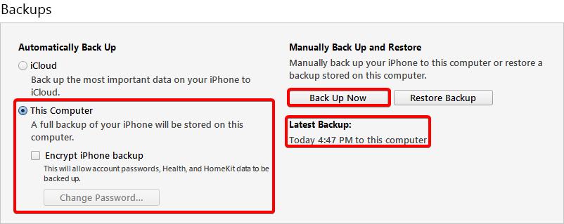 Forensic Analysis of iTunes Backups | Farley Forensics